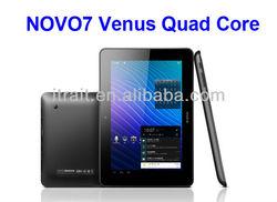 Ainol Novo 7 Venus/Myth Quad Core ARM Cortex A9 Family ATM7029 Android 4.1.1 Tablet With WiFi+3G+Bluetooth+HDMI+G-sensor+OTG