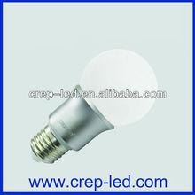 hot model 6W e27/b22 LED globe bulbs