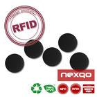 Washing label/RFID laundry tag
