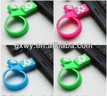 bracelet usb flash disk soomes,best quality silicone usb bracelet