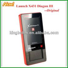 100% Original LAUNCH Auto Scan Tool X431 Diagun III dhl free shipping update on line