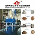 Y83-315 de hierro fundido de fabricación de briquetas de aserrín de prensa/viruta de metal máquina de la prensa