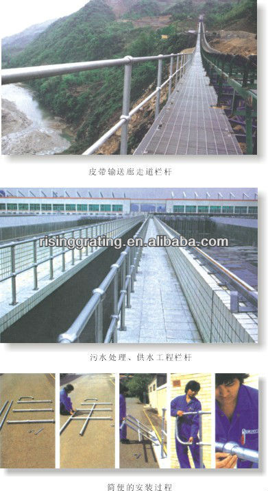 External balustrade systems