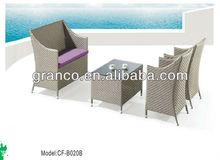 Granco KAL678 rattan outdoor sectional sofa
