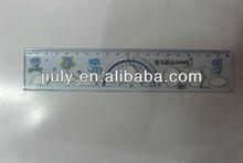 20cm plastic stencil ruler