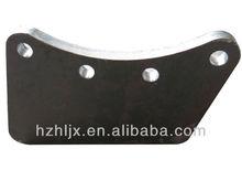 OEM ISO 9001 sheet metal die cut & orbital cutting sheet metal parts