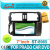 Car Audio Distributor for Toyota Prado with GPS 3G PIP Radio BT ipod RDS CDC