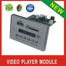 HD usb mp4 player card