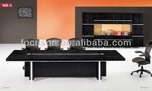 FKS-OMS-MTWB Office furniture solid wood veneer meeting table
