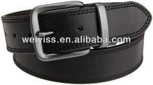 Mens 40mm Reversible 100% Genuine Leather Belt