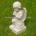 Angel querubín escultura paralizante- b047a