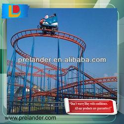 Big amusement park equipment Crazy Mouse rollercoaster for sale