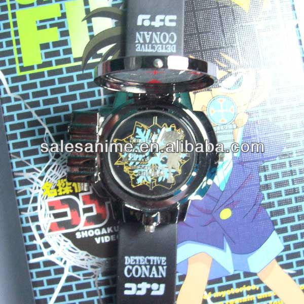 도매 손목 시계 코난 animedetective 15 주년 #115 #1 주년