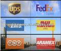 Buen precio dhl/ups/fedex servicio de transporte internacional de agencia de logística de shenzhen a todo el mundo