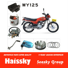 WY125 motorcycle spare parts motorbike parts