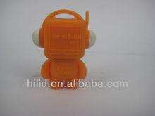 internal radio TV carton PVC USB Flash Drive