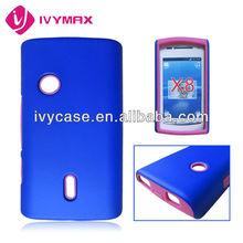 celular accessories for sony E15i hybrid case