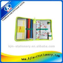 2012 new design stationery goods, zipper bag pencil case