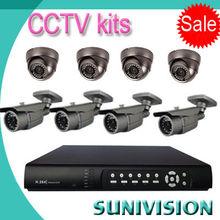 Promotion lowes camera cctv set