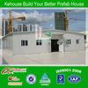 Modern low cost family living modular turnkey prefab house
