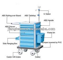 Hospital Emergency Trolley for Nursing