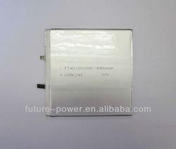 4000mAh panasonic rechargeable batteries