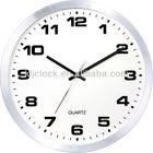 12 Inch Wall Clocks High Quality Metal Wall Clock