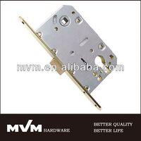 tubular lock with master key