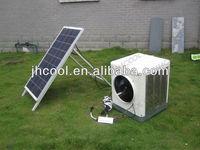 24V DC Window Solar Power Solar Air Conditioner