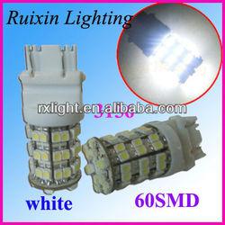 Guangzhou wholesale high power 60smd 3528/1206 12v 24v ba15s 3156 led bulbs