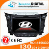 Sharing digital car radio for Hyundai I30