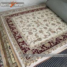 Quality Milliken sheep wool carpet
