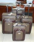 2013 new PU Travel trolley luggage