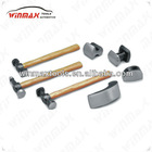 WINMAX 7 PC AUTO BODY REPAIR KIT CAR TOOLS WT04754
