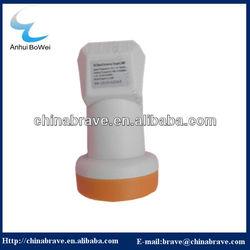 single straight feed 40 mm LNB