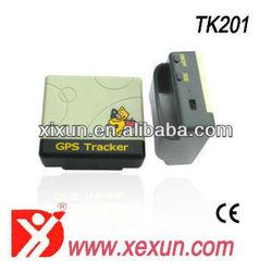 xexun small waterproof gps tracker tk201 for pets