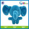 Hot-selling lovely blue elephant doll