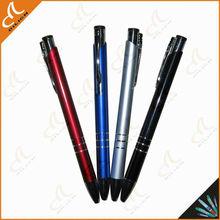 cheap promotional thin metal ballpoint pen