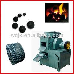Energy -saving hot selling coal shisha briquettes ball press machine
