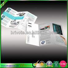 Cheap samples leaflet