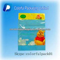 Header pen plastic student's necessity header packaging bags