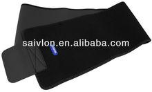 Adjustable neoprene waist trimmer/slimmer, neoprene exercise waist belt, Back support, Heat waist wrap for sports