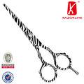 r45a profesional salón de peluquería tijeras de pelo de diseño de la herramienta