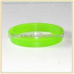 Green Polyurethane rubber rings
