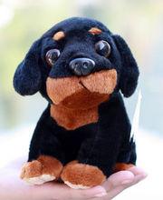 Fashion popular cute soft lively plush toy dog