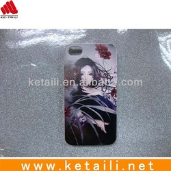 2013 custom printed phone case for iphone 5