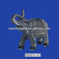 Rsin black elephant wholesale figurines