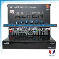 3G Amiko SHD-8900 Alien receiver support youtobe