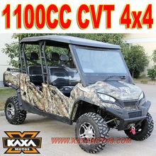 1100cc 4 Seat 4x4 Street Legal Utility Vehicle