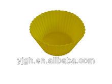 New design food grade moldes de silicone vela
